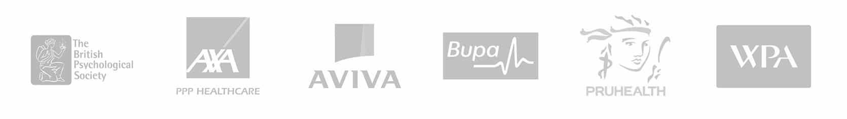 psychology Insurance logos